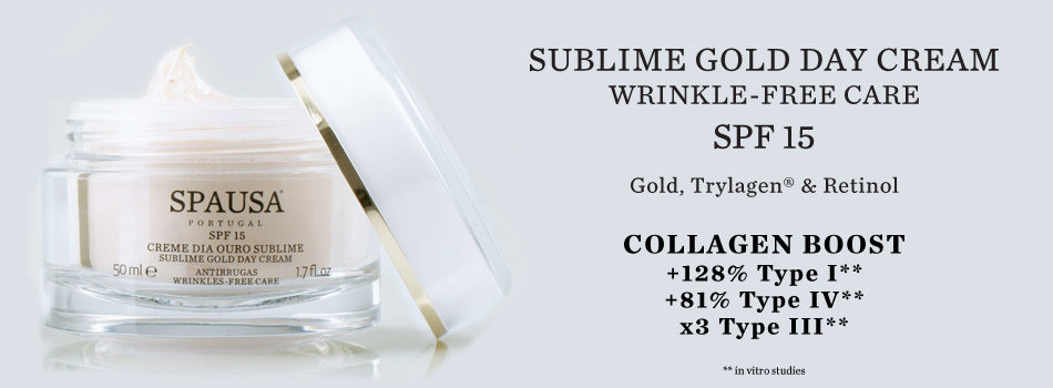 Sublime Gold Day Cream - collagen boost