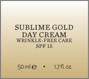 Sublime Gold Day Cream name