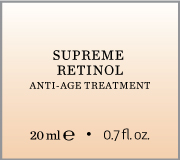 Supreme Retinol name