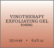 Vinotherapy Exfoliating Gel name